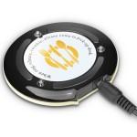 EuroCall EC-CQ5 vezeték nélküli vendéghívó, ügyfélhívó rendszer