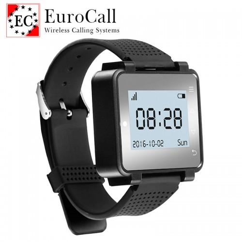 EuroCall EC-CW5 hívást jelző karóra - pincérhívó rendszerhez