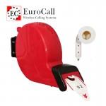 EuroCall EC-T sorszám adagoló, sorszám letépő