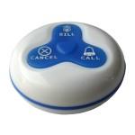 EuroCall EC-O3 asztali hívógomb, vízálló, több színben - vezeték nélküli pincérhívó rendszerhez