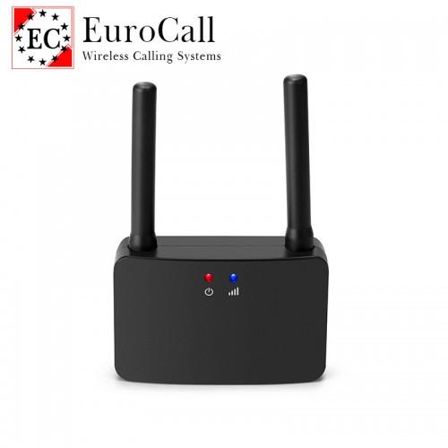 EuroCall EC-RE01 jelerősítő, jelismétlő vezeték nélküli hívórendszerhez