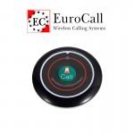 EuroCall asztali pincérhívó rendszer készlet, kisméretű fali kijelzővel, 10db gombbal