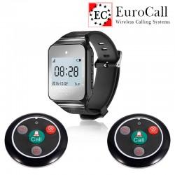 EuroCall éttermi személyhívó, pincérhívó rendszer