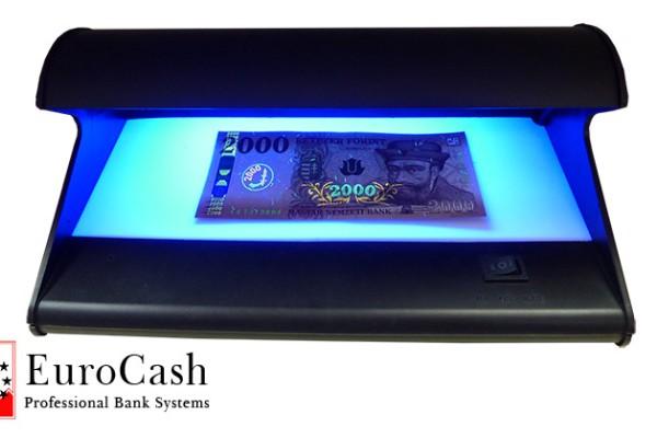 Erre figyeljen a megújult 2000 forintos bankjegy UV lámpával történő vizsgálatakor.