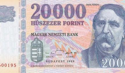 Már csak az év végéig fizethetünk a régi 20 000 forintos bankjeggyel