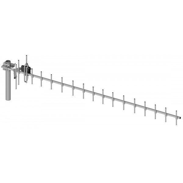 GSM mobil internet antenna 850-960 MHz + 10m kábel + SMA dugasz