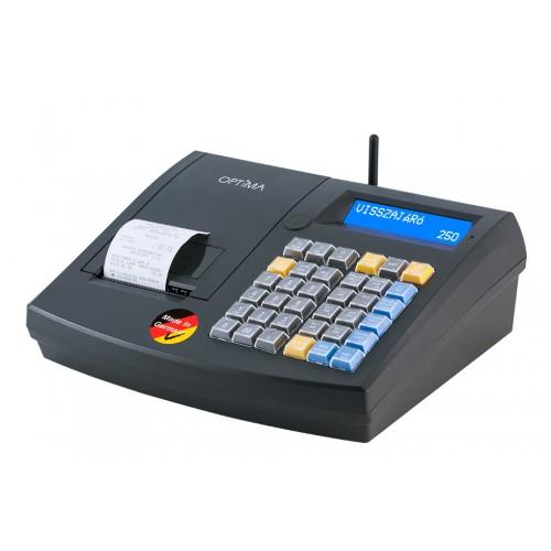OPTIMA QMP50 bemutató online pénztárgép - ÚJ