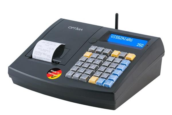 Az első tapasztalatok az OPTIMA pénztárgépekről