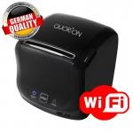 Quorion QPrint4 blokknyomtató, számlanyomtató USB + WiFi - vezeték nélküli - univerzális, kompakt méretű
