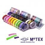 MoTEX utántöltő szalag E sorozatú feliratozó géphez