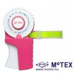 MoTEX E-303 dombornyomott címke készítő, feliratozó gép