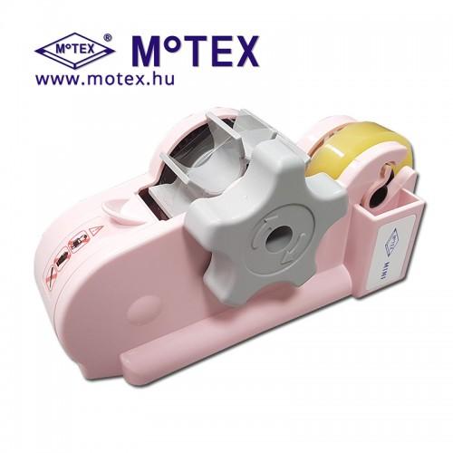 MoTEX kisméretű asztali ragasztószalag adagoló - MTX-03MINI