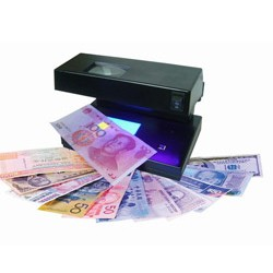 UV bankjegyvizsgálók, pénzvizsgálók