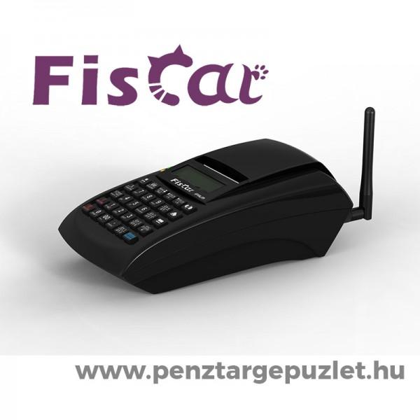 Fiscat iPalm online pénztárgép - Hordozható, akkumulátoros