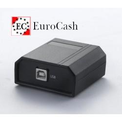 EuroCash USB-PC kassza nyitó
