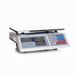 ACS-A01 bolti, konyhai ellenőrző mérleg - hitelesítés nélküli, 40kg méréshatárral