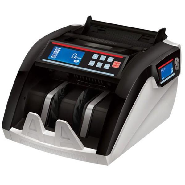 EuroCash EC-2850 bankjegyszámláló, pénzszámoló gép dupla LCD kijelzővel + Ajándék vevőkijelző