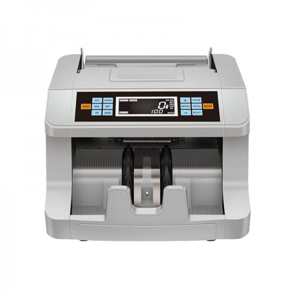 EuroCash EC-998 bankjegyszámláló gép UV+MG vizsgálat + AJÁNDÉK vevő kijelző