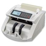 EuroCash EC-2500 bankjegyszámláló, pénzszámoló gép ( UV + IR ) LCD + Ajándék ügyfél kijelző