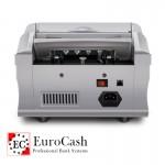 EuroCash EC-2100 bankjegyszámláló, pénzszámoló gép ( UV + MG ) + Ajándék ügyfélkijelző