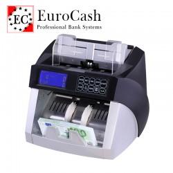 EuroCash EC-4900 nagy teljesítményű, felső adagolós bankjegyszámláló, pénzszámoló gép ( UV + MG + DD+MT )