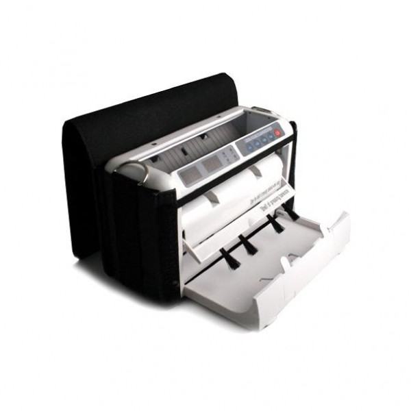 EuroCash EC-2700 hordozható akkumulátoros bankjegyszámláló és bankjegyvizsgáló gép