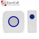 EuroCall EC-DB8 vezeték nélküli ajtócsengő