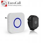 EuroCall EC-SA5 viselhető önállóan működő vészhívó, vészjelző riasztó rendszer