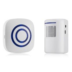 EuroAlarm vezeték nélküli belépésjelző, ajtó nyitás érzékelő