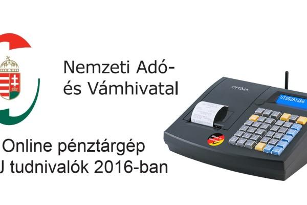 Minden, amit a módosított pénztárgép rendeletről tudni kell - 2016