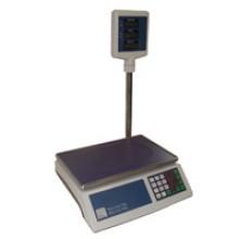 ACS-A oszlopos árszorzós mérleg LED kijelzővel