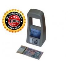 Infrakamerás bankjegyvizsgáló EC-6000